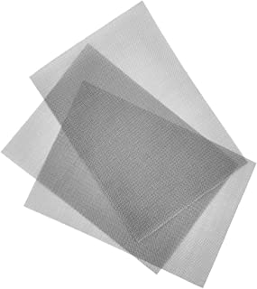 PMREINDL STEEL INDUSTRIAL Stainless Steel Woven Wire 20 Mesh - A4 12