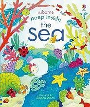 Peep Inside The Sea [Board book] NA