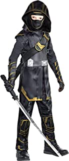Avengers: Endgame Ronin Costume for Children, Includes a Jumpsuit, a Hood, Gloves, and a Mask