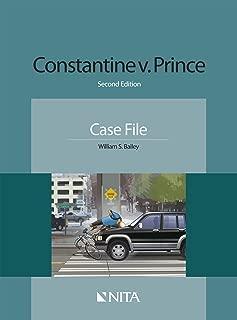 Constantine v. Prince: Case File (NITA)