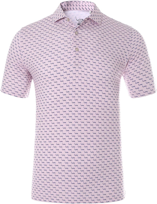 EAGEGOF Regular Fit Men's セール 特集 Shirt Po Golf 日本未発売 Tech Performance Stretch