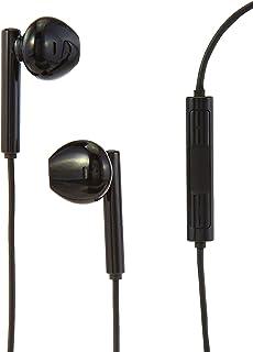 Amazon Basics Écouteurs avec connecteur Lightning, certification Mfi Apple, Noir