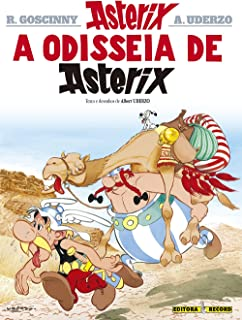 Asterix - A Odisseia De Asterix - Volume 26
