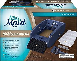 LitterMaid Multi-Cat Self-Cleaning Litter Box
