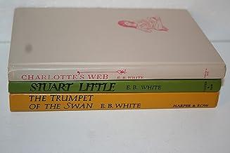 E.B. White 3-Pack ((Charlotte's Web; Stuart Little; The Trumpet of the Swan))