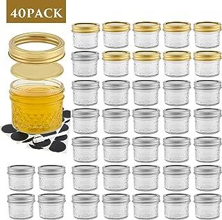 large jam jars