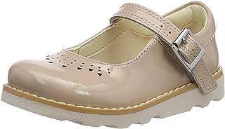 Clarks 其乐 女童 Crown Jump T 拖鞋