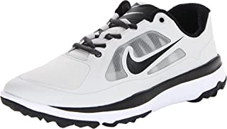 Golf Men's NIKE FI Impact (W) Golf Shoe, Light Base Grey/Light Base Grey//Black, 9 2E US