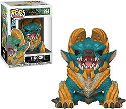 Funko Pop!- Games: Monster Hunters Zinogre Figura de Vinilo (27341)