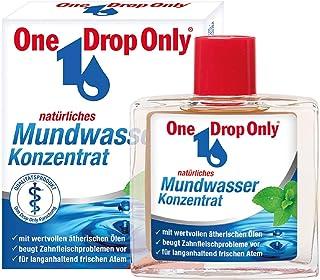 One Drop Only natürliches Mundwasser Konzentrat