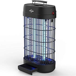 VIFLYKOO Elektrischer Insektenvernichter,Insektenfalle Mückenlampe 18w 80㎡ mit..