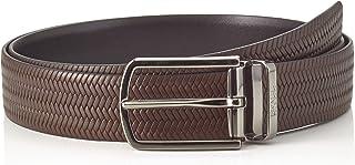 BOSS Ofis-wn_or35_WP Cinturón, Dark Brown202, Onesi para Hombre