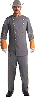 Confederate Officer Costume Robert E Lee Uniform 66093