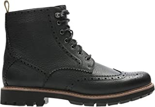 Clarks Batcombe Lord, Bottes Chelsea Homme