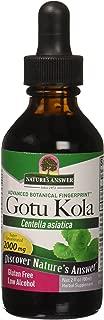 Nature's Answer Gotu-Kola Herb 2 OZ