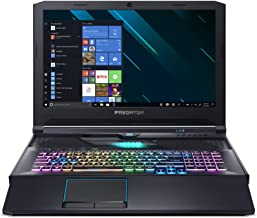 "Acer Predator Helios 700 17.3"" Laptop Intel i7-9750H 2.6GHz 16GB 512GB SSD W10H (Renewed)"