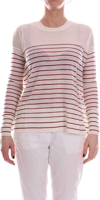 Forte Forte Women's 5476PANNAEBORDEAUX Beige Wool Sweater