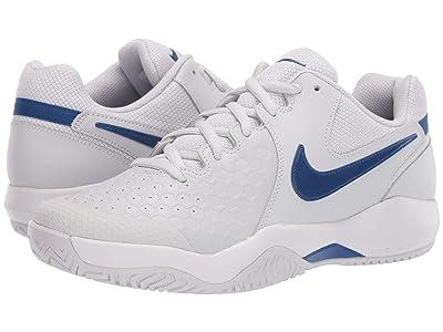 Nike Air Zoom Resistance (Vast Grey/Indigo Force) Men