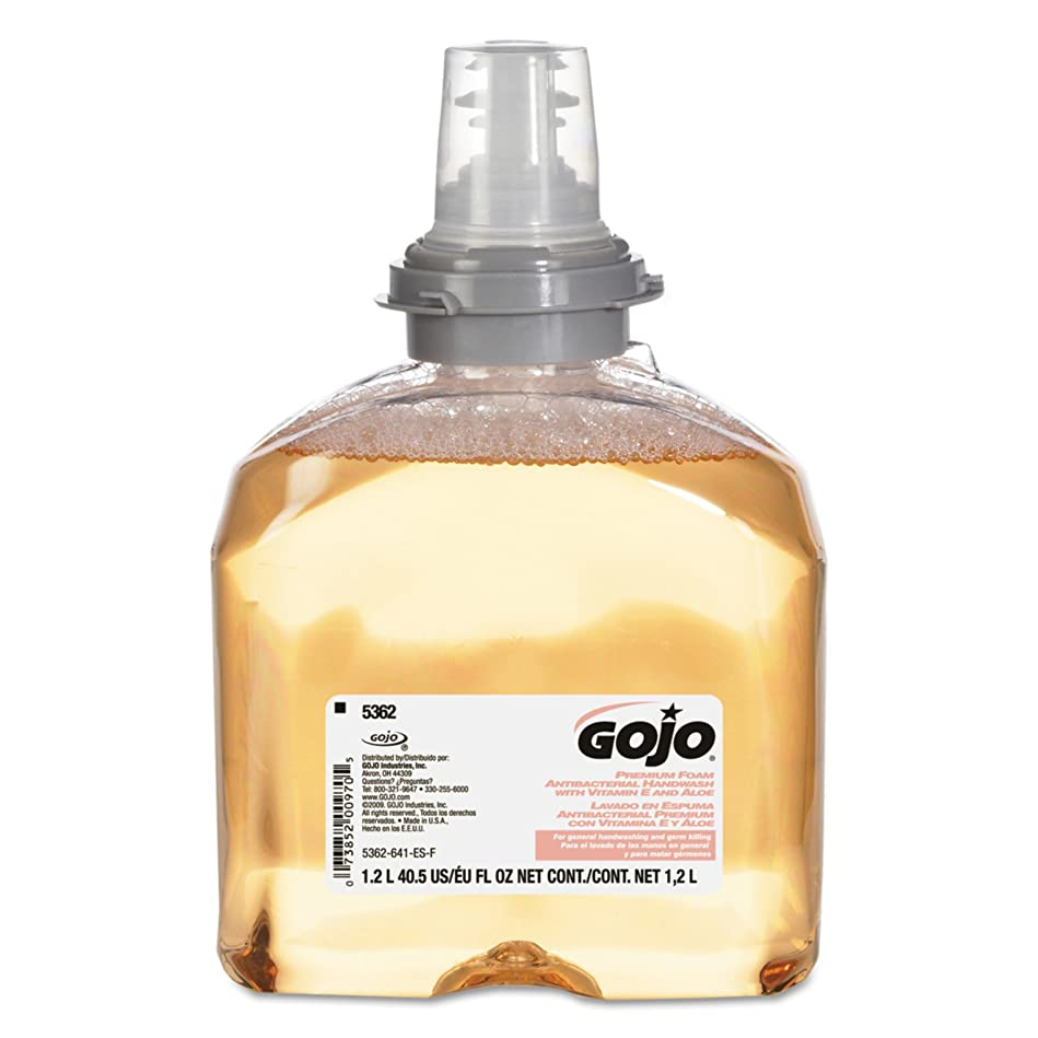 失望させるパースシリアルPremium Foam Antibacterial Hand Wash, Fresh Fruit Scent, 1200ml (並行輸入品)