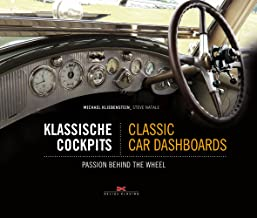 Classic Car Dashboards: Passion Behind the Wheel