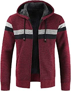 Men'S Cardigan Men'S Sports Jacket Sport Leisure Comfortable Long-Sleeved Spring and Autumn Boutique Classic Men'S Knitted...