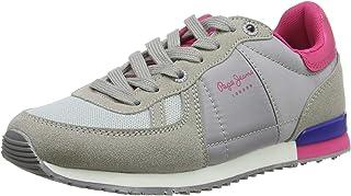 Pepe Jeans Sydney Basic Girl Aw20, Zapatillas Niñas