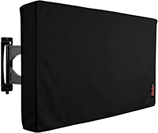 Outdoor Waterproof and Weatherproof TV Cover for 55 inches TV