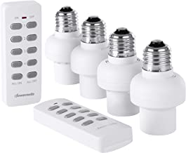 Best remote controlled light socket Reviews