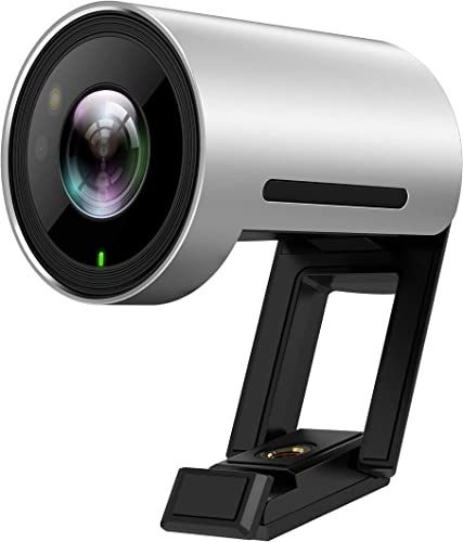 new arrival Yealink sale UVC30 Teams Certified Webcam 4k Web Camera 120 Degree View Desktop Webcam with Microphone 1080P outlet online sale HD Video Streaming Webcam with Windows Hello for Gaming and Recording (USB-A) online sale