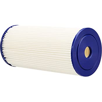 AmazonBasics Heavy Duty Cartridge Whole House Replacement Filter - White