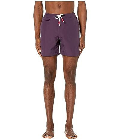 Orlebar Brown Standard Swim Shorts (Plum) Men