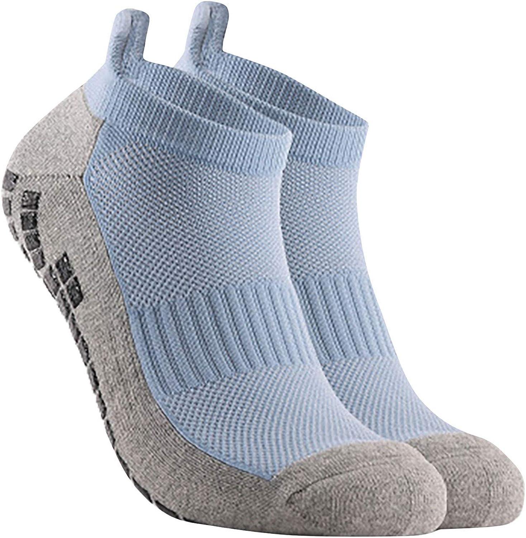 Running Socks Max 50% OFF Unisex Ankle Crew Moisture Smell Spo Anti Wicking Cheap SALE Start