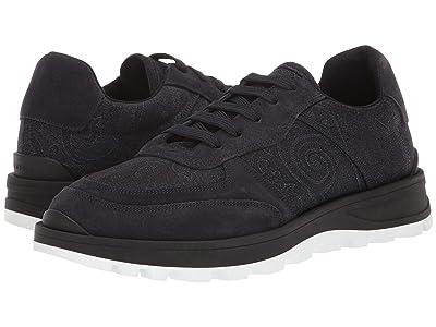 Etro Paisley Runner Sneaker (Navy) Men