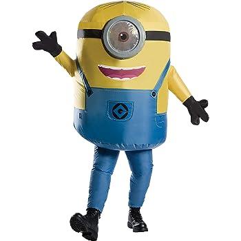 Rubie's Adult Inflatable Minion Stuart Costume