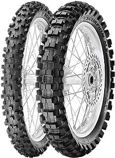 Pirelli Scorpion MX eXTra J Tire - Rear - 2.75-10 , Position: Rear, Tire Size: 2.75-10, Rim Size: 10, Load Rating: 37, Speed Rating: J, Tire Type: Offroad, Tire Application: Intermediate 2133800
