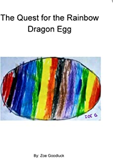 The Quest for the Rainbow Dragon Egg (English Edition)