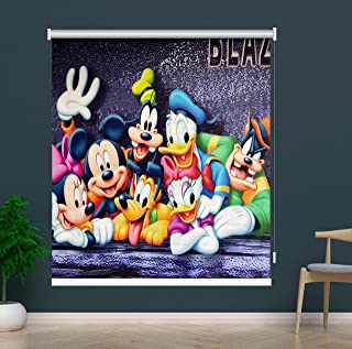 ستائر رول ثلاثية الأبعاد 3D blinds - Roller curtains - With Two Dimensions Available - 150 x 200 - Blackout curtains - Hea...