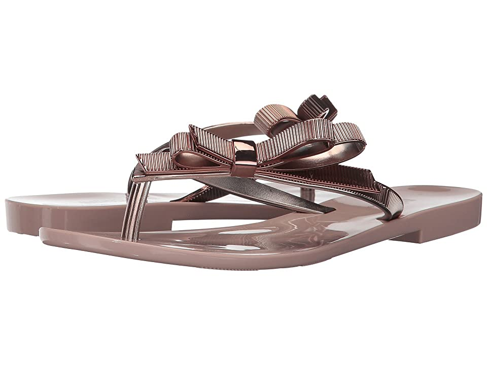 Melissa Shoes Harmonic Chrome (Metallic Pink) Women