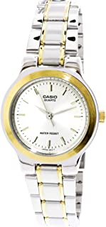 Casio Casual Watch Analog Display Quartz for Women LTP-1131G-9A