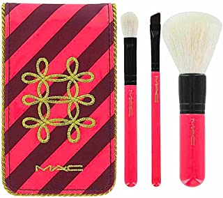 MAC Cosmetics Nutcracker Sweet Mini Essential Makeup Brush Kit