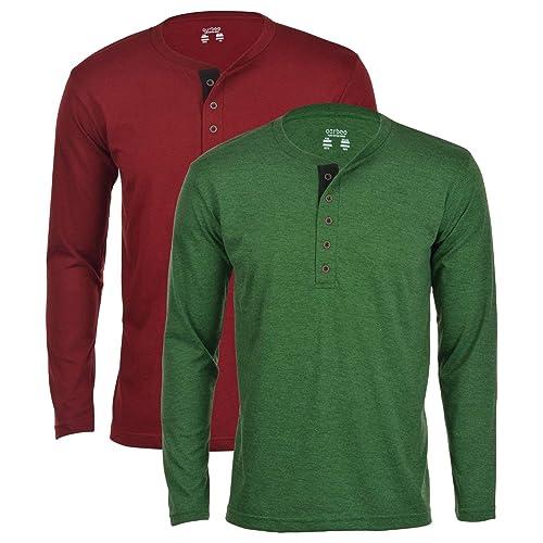 aarbee Men's Cotton T-Shirt - Pack of 2