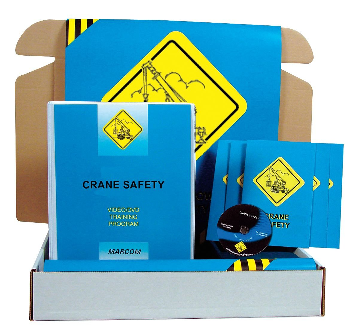 Marcom 40% OFF Cheap Sale Group K0001229EM Crane Training DVD Kit All items free shipping Safety