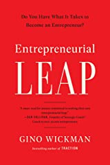 Entrepreneurial Leap: Do You Have What it Takes to Become an Entrepreneur? Kindle Edition