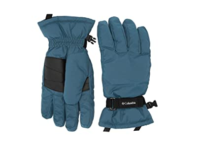 Columbia Kids Coretm Glove (Big Kids) (Blue Heron) Extreme Cold Weather Gloves