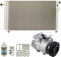 For Kia Rio & Rio5 2006-2011 AC Compressor w/A/C Condenser & Repair Kit - BuyAutoParts 60-80703R6 New