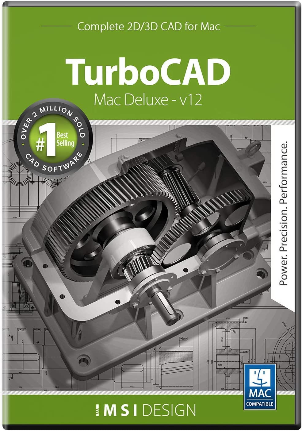 TurboCAD Japan's largest assortment Mac Deluxe 2D v12 Download 3D NEW before selling