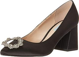 حذاء نسائي SB-Lilly أزرق من Betsey Johnson ، أسود ، 6. 5 M US