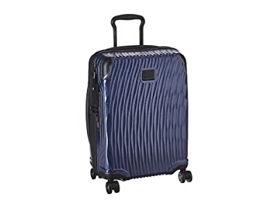 Tumi Latitude Continental Carry-On (Navy) Carry on Luggage
