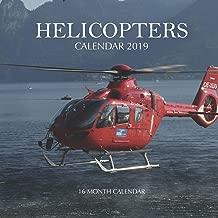 Best helicopter calendar 2019 Reviews