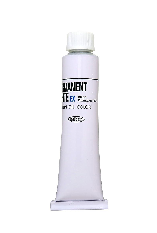 資格戸棚変化するホルベイン 油絵具  パーマネントホワイトEX H198 20ml(6号)